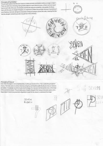 Sketching 4 / Gestalt