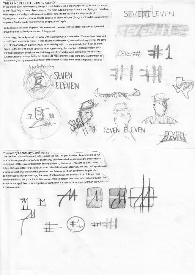 Sketching 5 / Gestalt